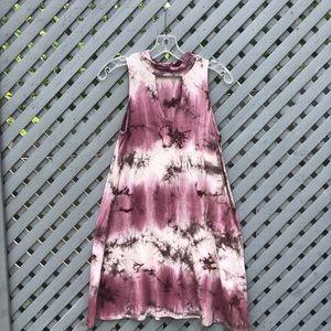 Ginger G tie dye dress